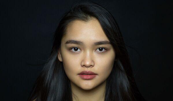 Cô gái người dân tộc Việt Nam (Kinh) trong dự án The Ethnic Origins of Beauty - Sputnik Việt Nam