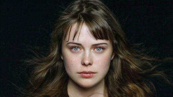 Cô gái dân tộc Karelian trong dự án The Ethnic Origins of Beauty - Sputnik Việt Nam