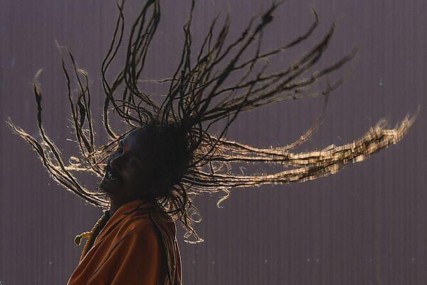 Thánh sống trong Lễ hội Hindu Maha Shivaratri ở Kathmandu - Sputnik Việt Nam