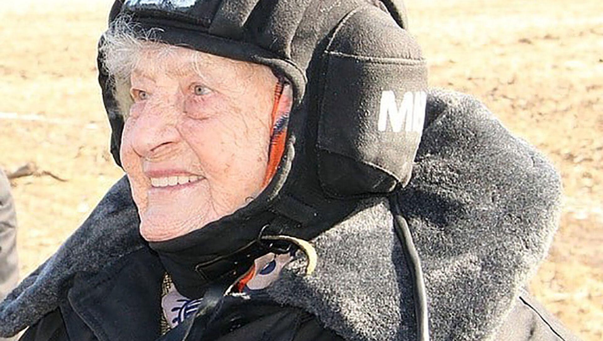 Cựu chiến binh Chiến tranh Vệ quốc vĩ đại bà Maria Koltakova - Sputnik Việt Nam, 1920, 13.03.2021