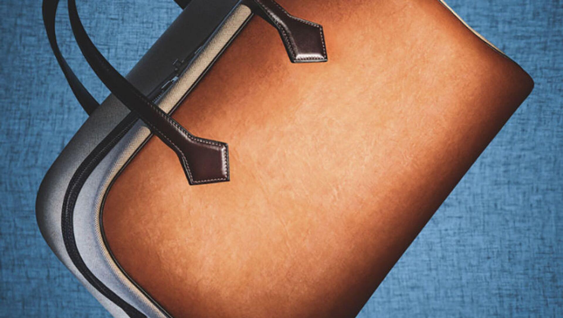 Hermès ra mắt túi giả da có nguyên liệu từ nấm - Sputnik Việt Nam, 1920, 13.03.2021