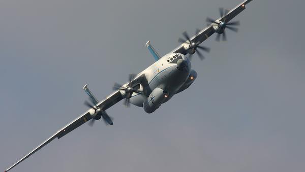 Máy bay An-22. - Sputnik Việt Nam