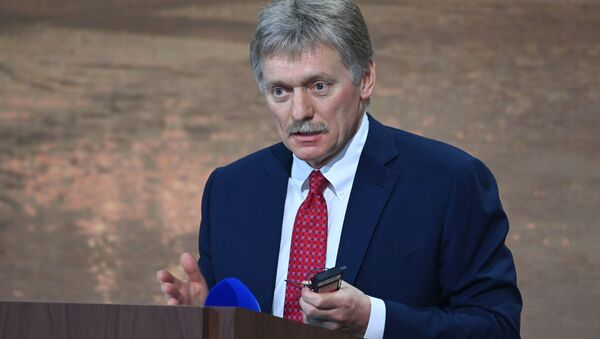 Thư ký báo chí của Tổng thống Nga Dmitry Peskov. - Sputnik Việt Nam