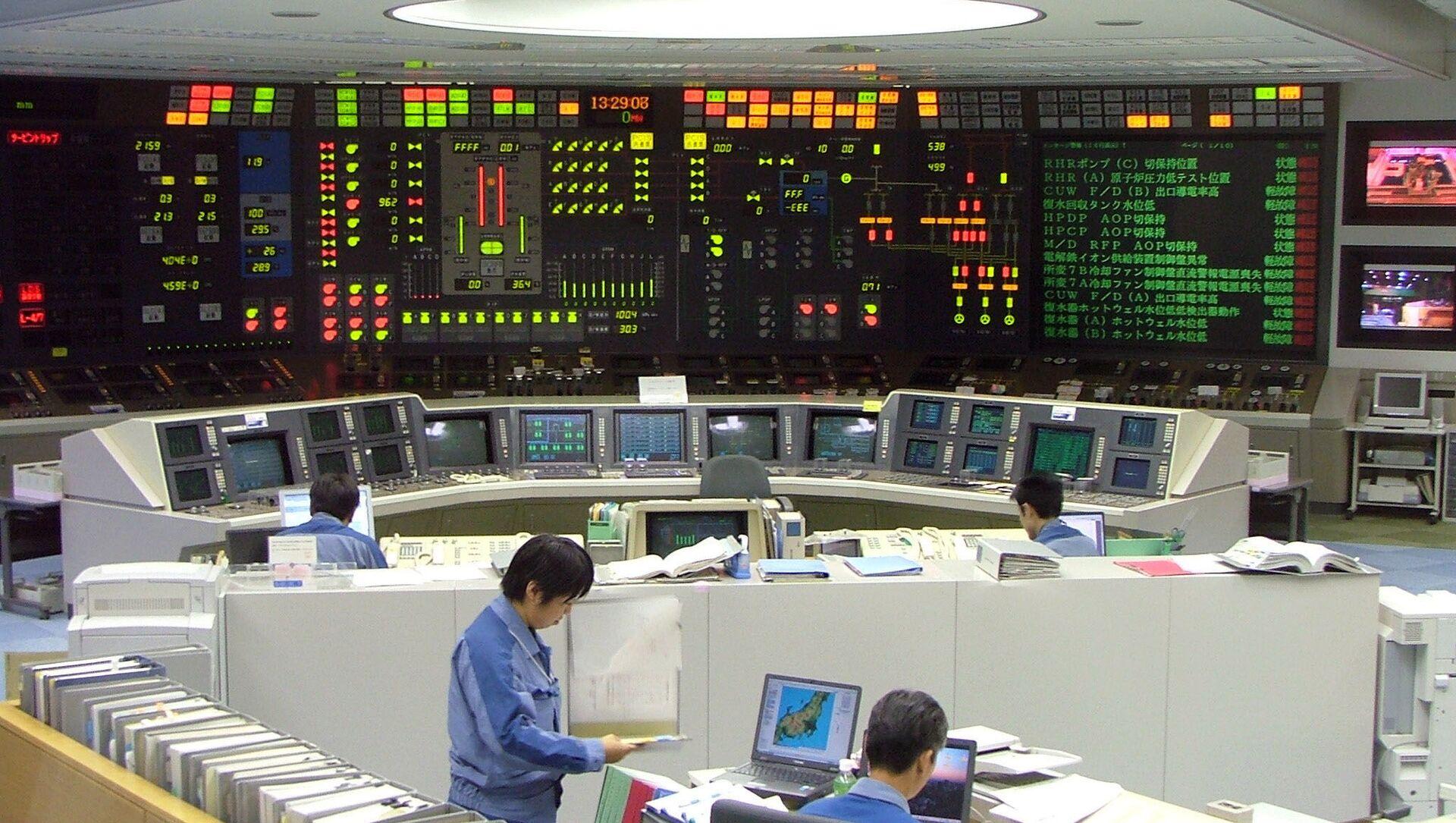 Nhà máy điện hạt nhân Kashiwazaki-Kariwa, Nhật Bản - Sputnik Việt Nam, 1920, 18.03.2021