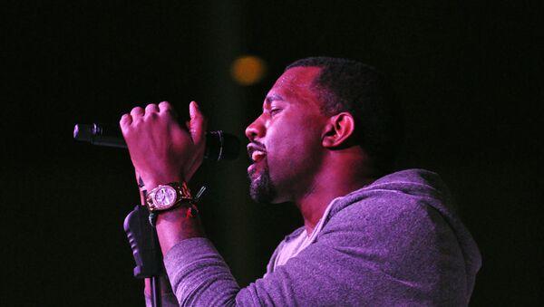Rapper Mỹ Kanye West - Sputnik Việt Nam