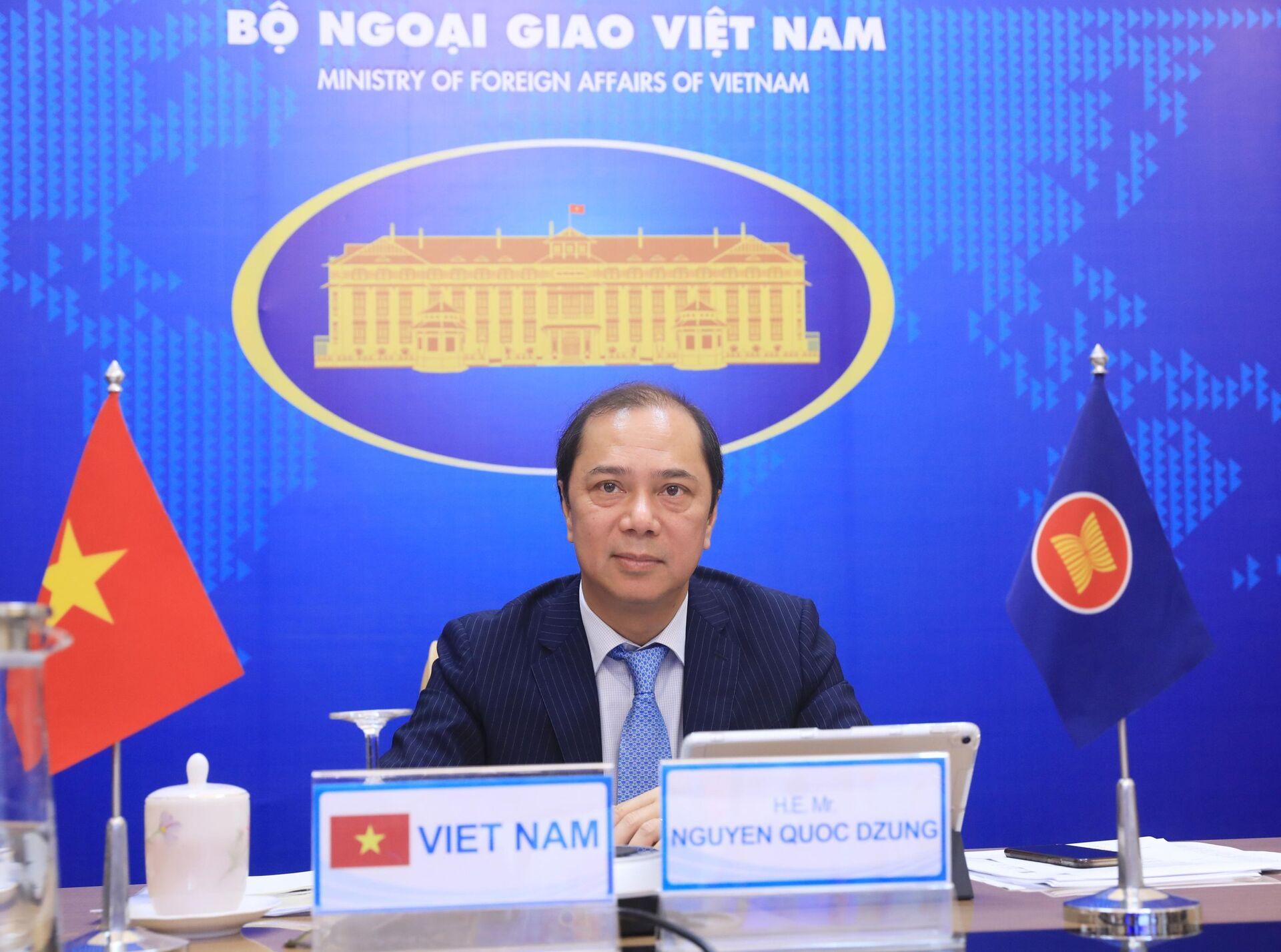 """Báo Trung Quốc nói Việt Nam và Philippines """"vu khống"""" Bắc Kinh ở Biển Đông - Sputnik Việt Nam, 1920, 18.03.2021"""