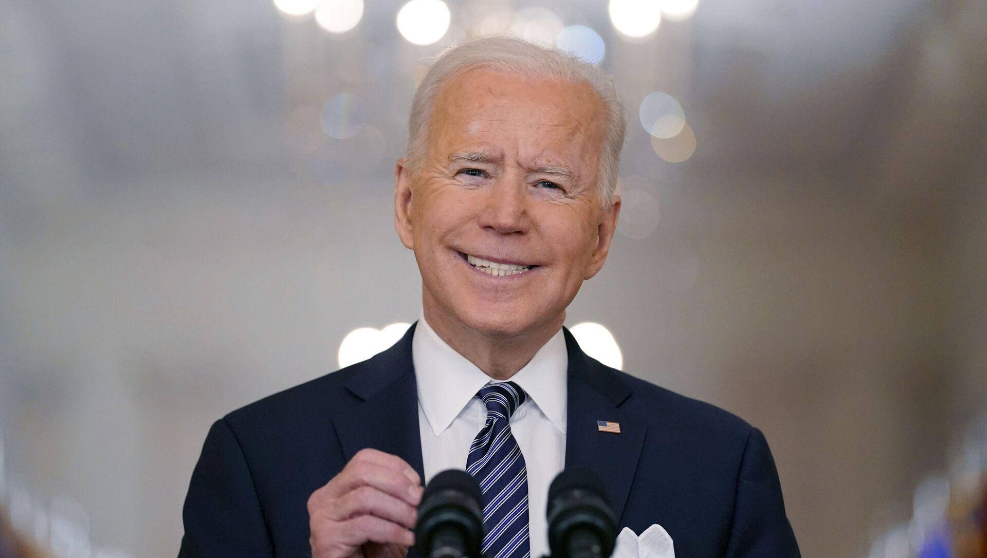 Joe Biden - Sputnik Việt Nam, 1920, 09.06.2021