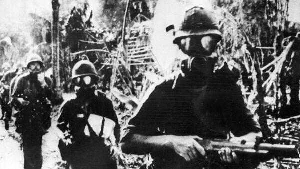 Quân nhân Mỹ . - Sputnik Việt Nam