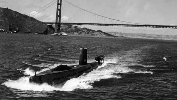 USS Halibut (SSGN-587) - Sputnik Việt Nam