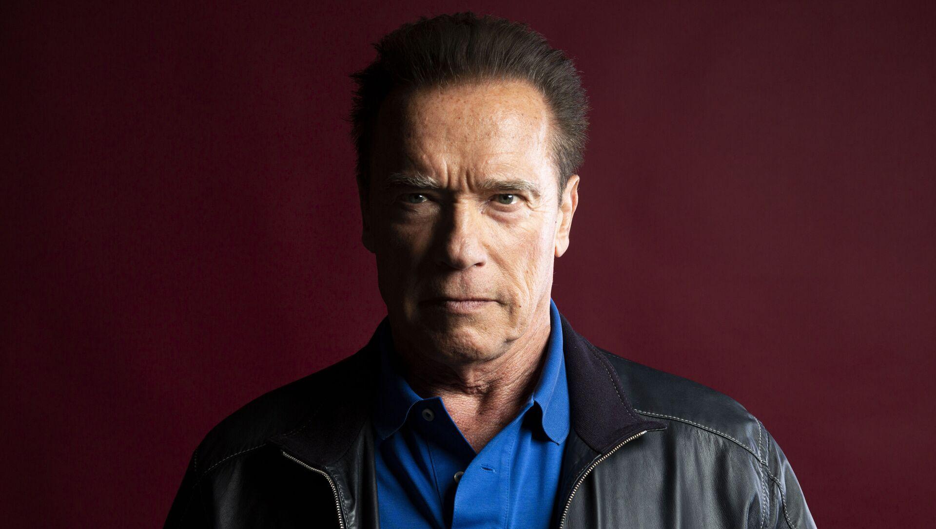 Arnold Schwarzenegger - Sputnik Việt Nam, 1920, 20.03.2021