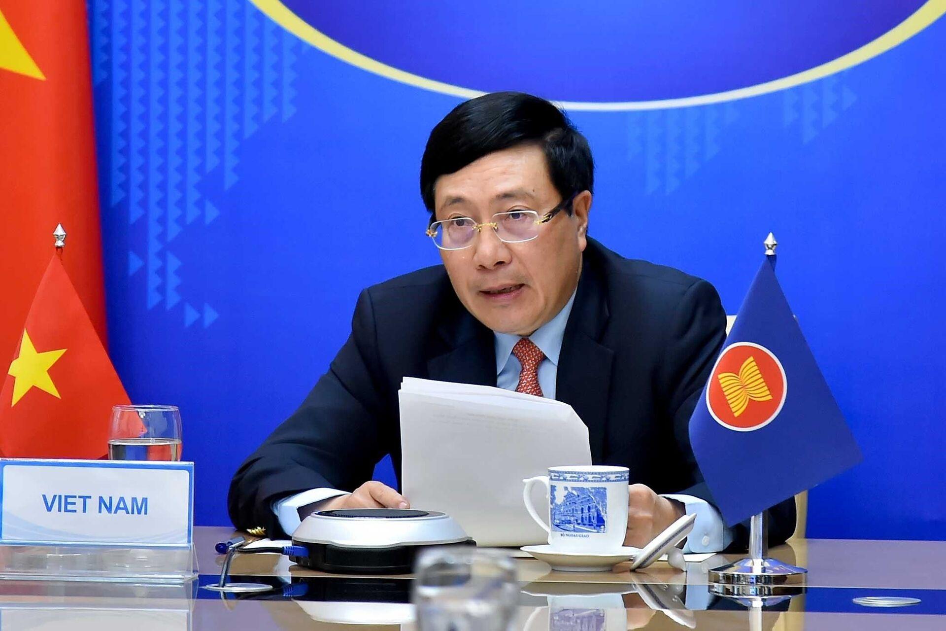 Việt Nam ứng cử thành viên Hội đồng Nhân quyền LHQ: Bớt 'chọc gậy bánh xe' - Sputnik Việt Nam, 1920, 25.03.2021