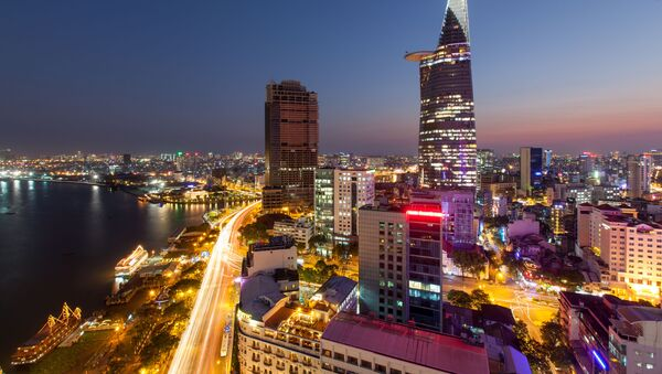 Thành phố Hồ Chí Minh. - Sputnik Việt Nam