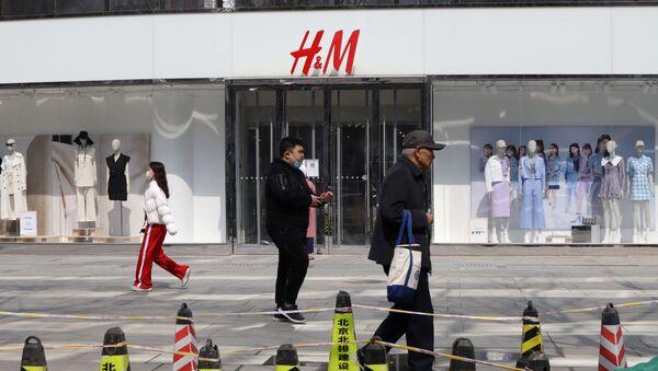 Cửa hàng H&M ở Bắc Kinh, Trung Quốc - Sputnik Việt Nam