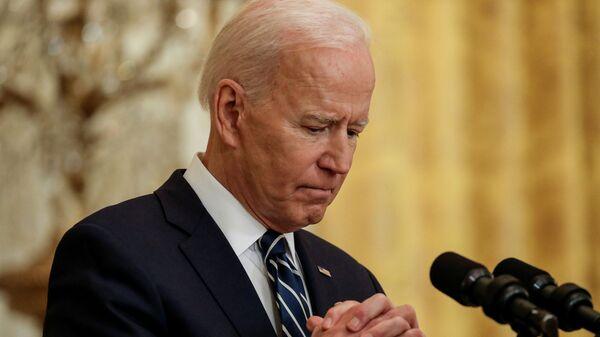 Joe Biden  - Sputnik Việt Nam