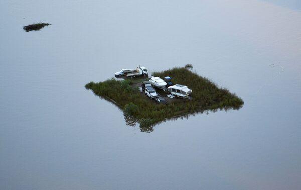 Cảnh ngập lụt ở Úc - Sputnik Việt Nam