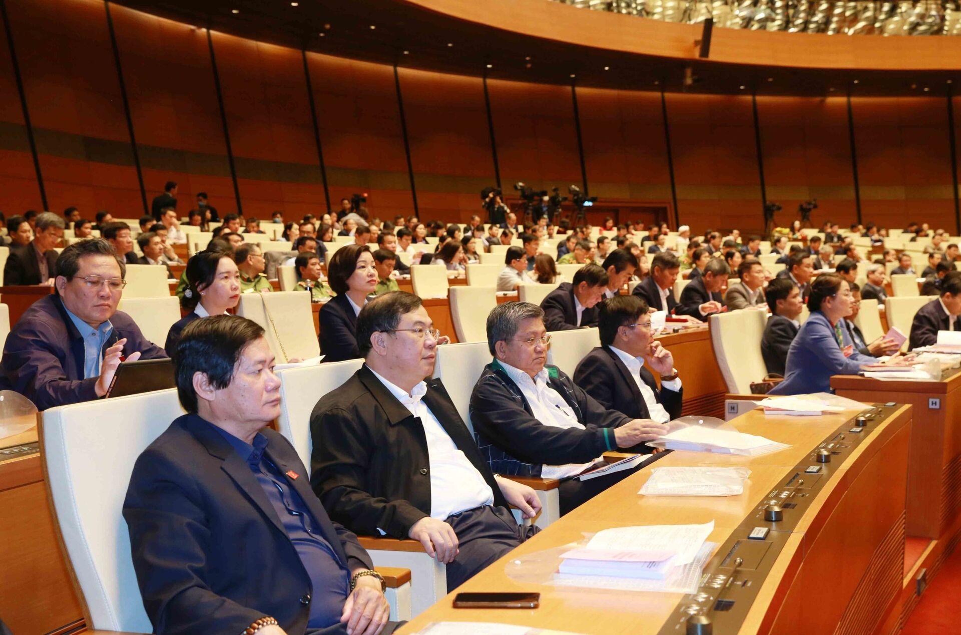 Ban Bí thư tổ chức Hội nghị quán triệt Nghị quyết Đại hội XIII của Đảng - Sputnik Việt Nam, 1920, 27.03.2021