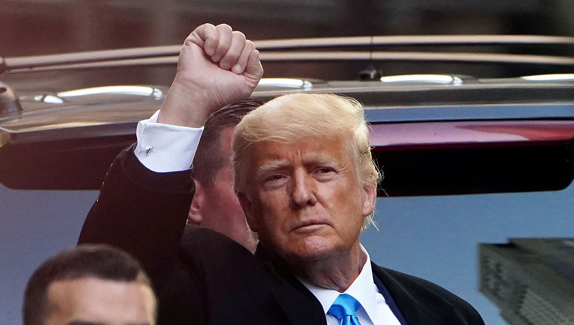 Donald Trump  - Sputnik Việt Nam, 1920, 30.03.2021