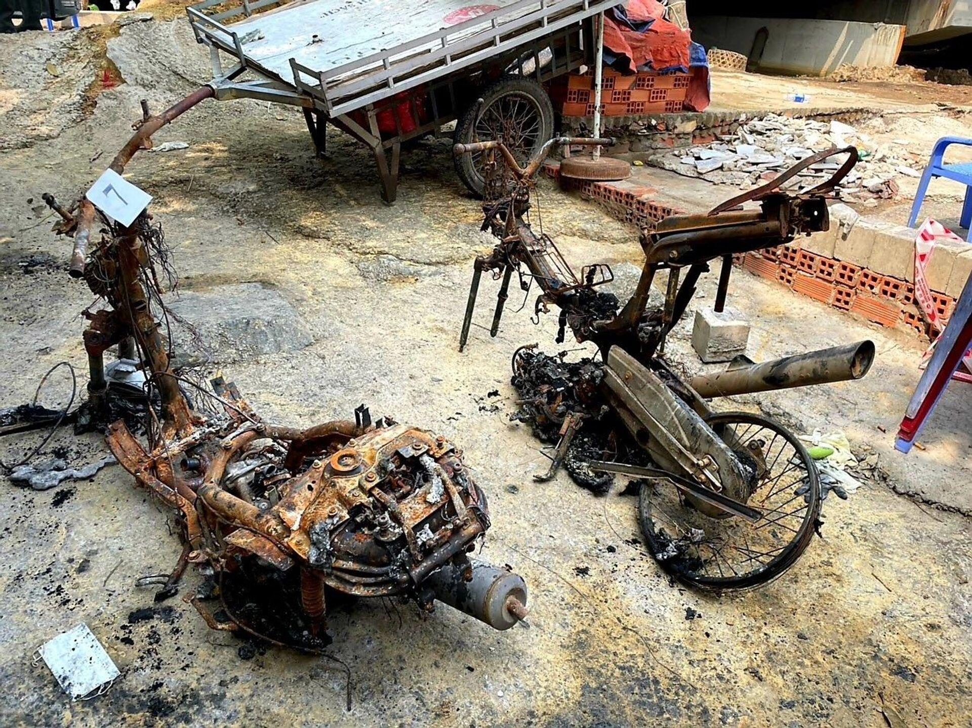 Cháy nhà kinh hoàng ở Thủ Đức làm 6 người chết: Công an TP.HCM thông tin chính thức - Sputnik Việt Nam, 1920, 30.03.2021