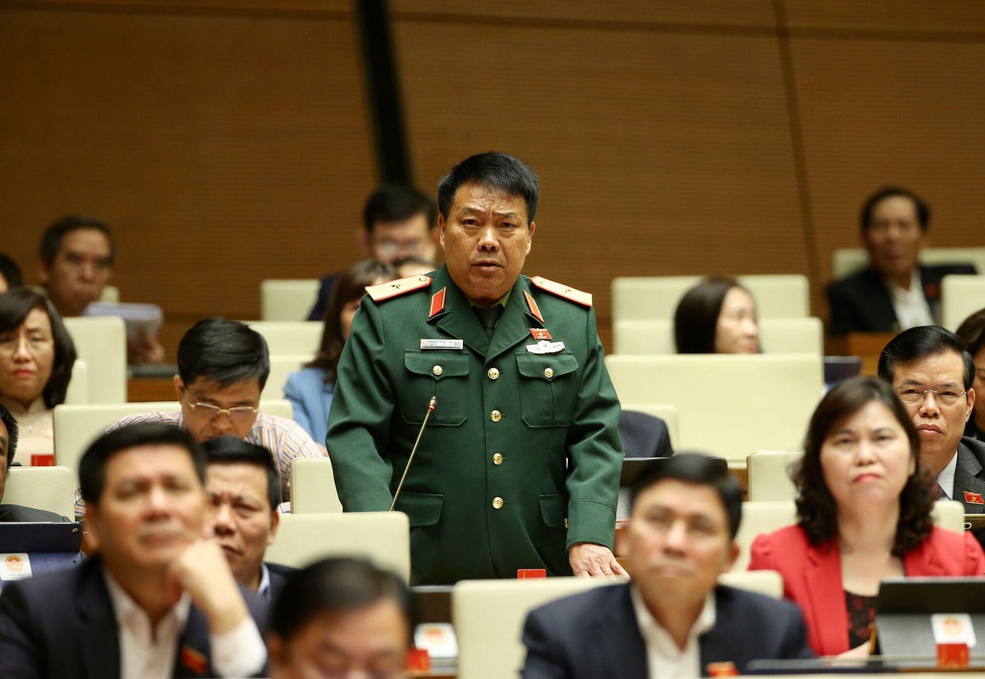 Đại biểu tỉnh Hà Giang đề nghị xử lý nghiêm tệ nạn xã hội đen, bảo kê, mua bán người - Sputnik Việt Nam, 1920, 30.03.2021