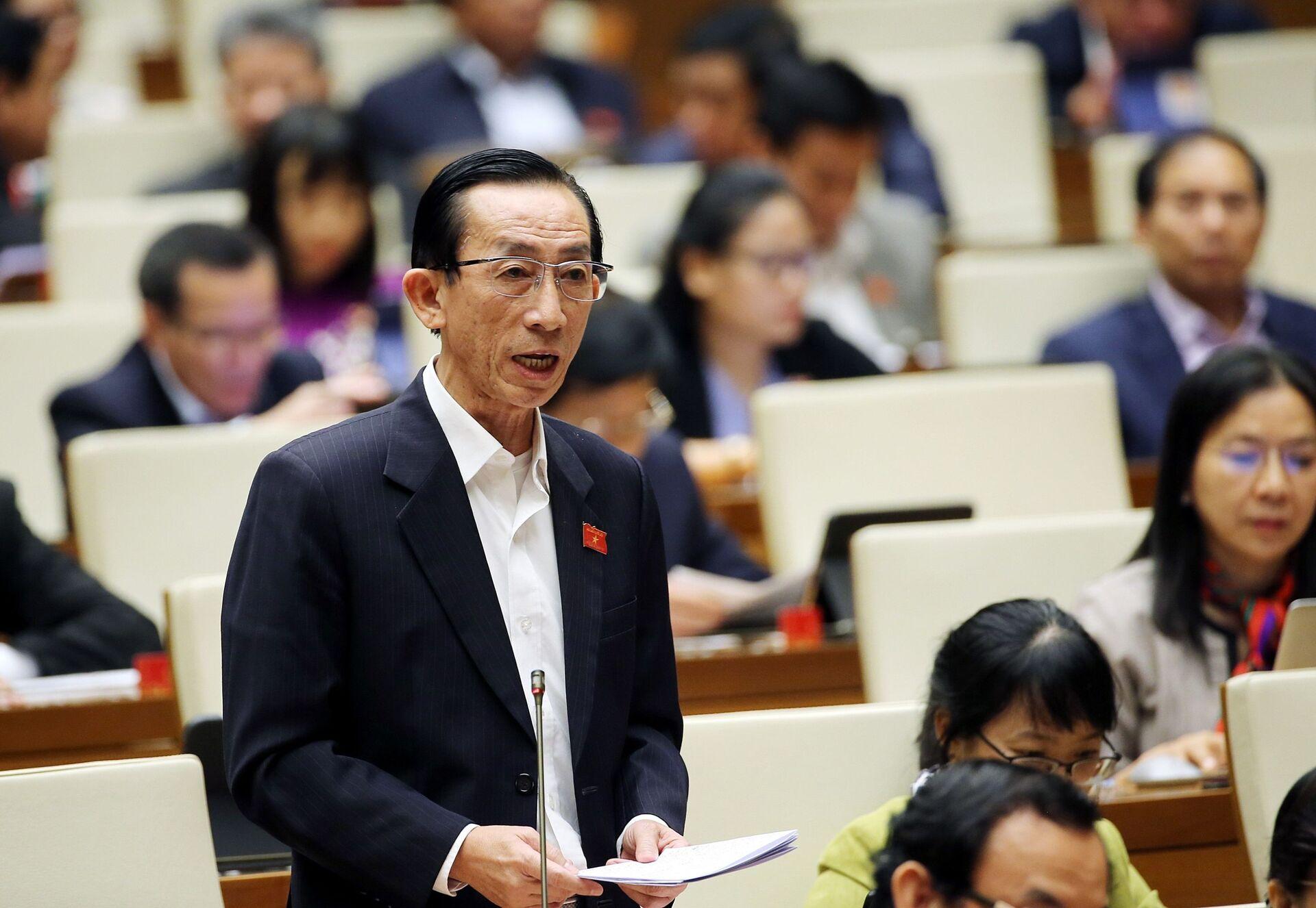 Quốc hội Việt Nam rất sáng suốt khi lựa chọn tân Chủ tịch - Sputnik Việt Nam, 1920, 31.03.2021
