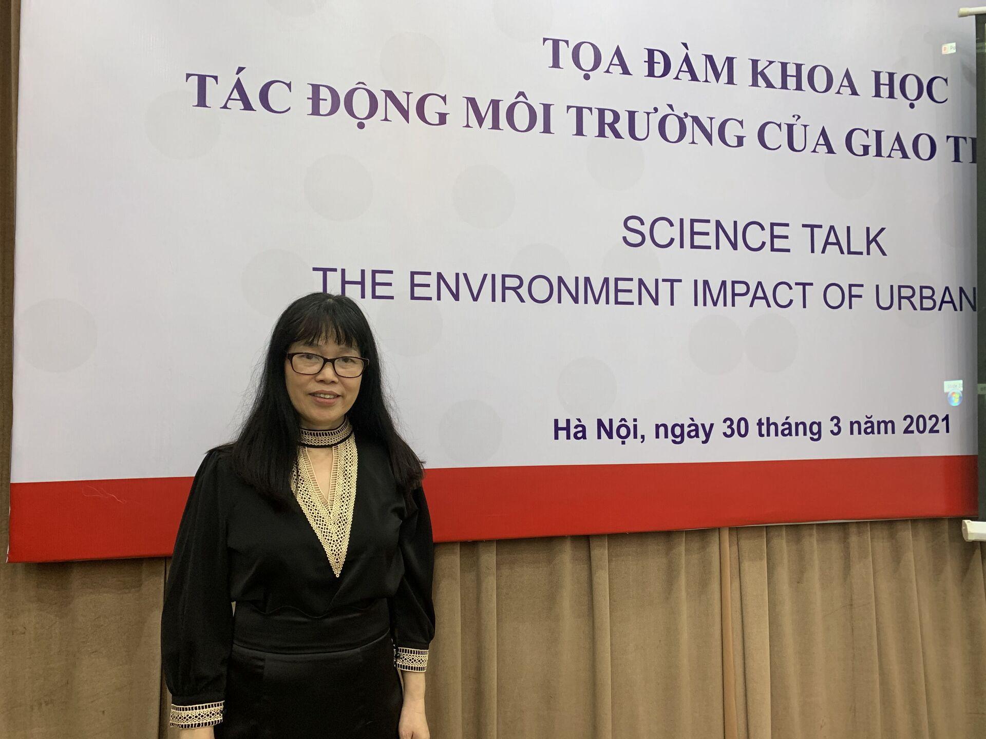 Phát triển giao thông công cộng có giúp Hà Nội giảm ô nhiễm không khí? - Sputnik Việt Nam, 1920, 31.03.2021