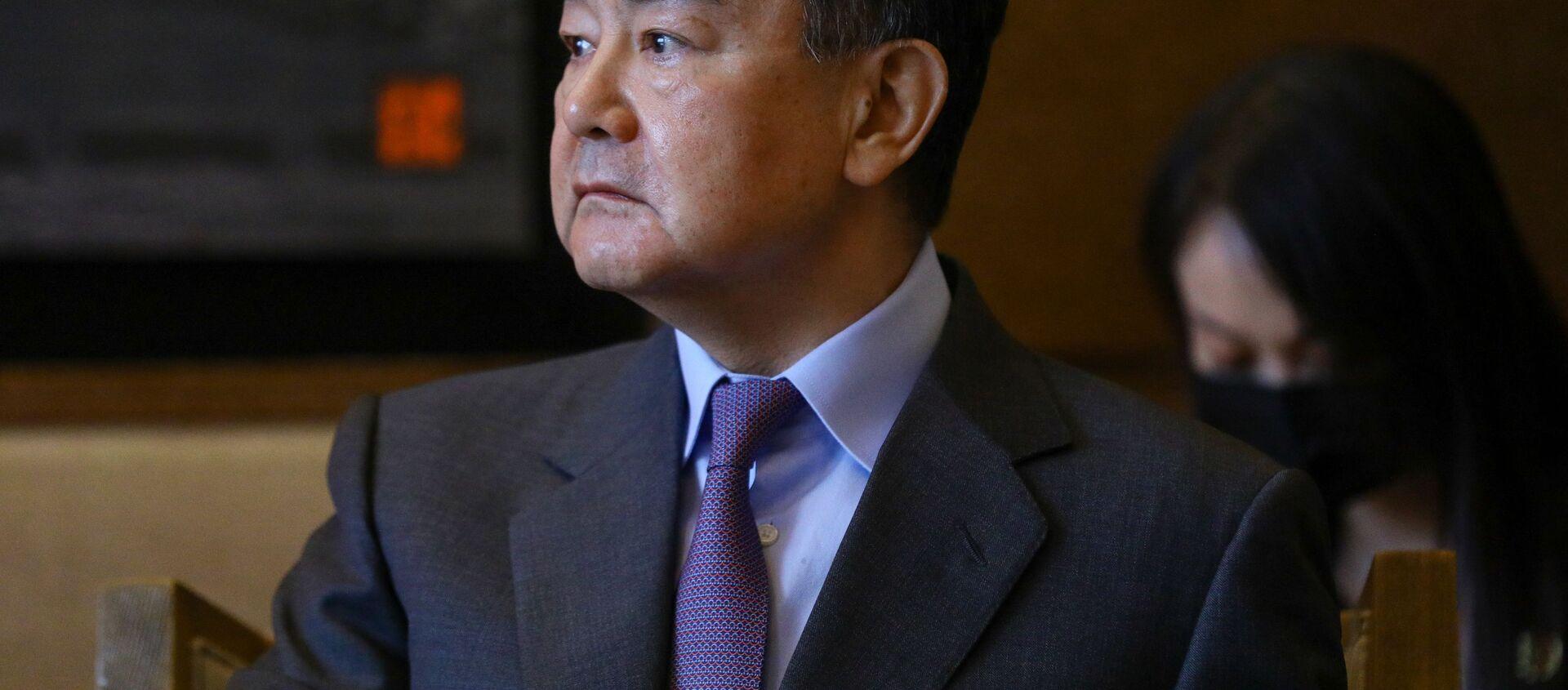 Bộ trưởng Ngoại giao Trung Quốc Vương Nghị - Sputnik Việt Nam, 1920, 31.08.2021