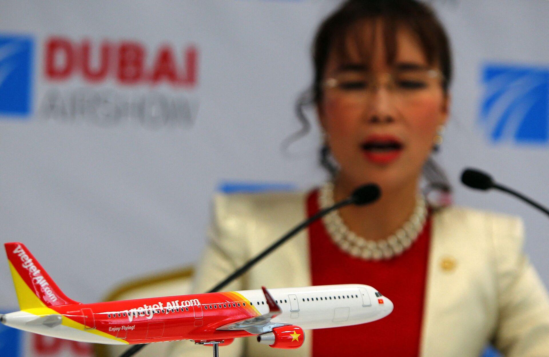 Việt Nam đồng ý cho phép Boeing 737 Max bay quá cảnh qua lãnh thổ - Sputnik Việt Nam, 1920, 06.04.2021