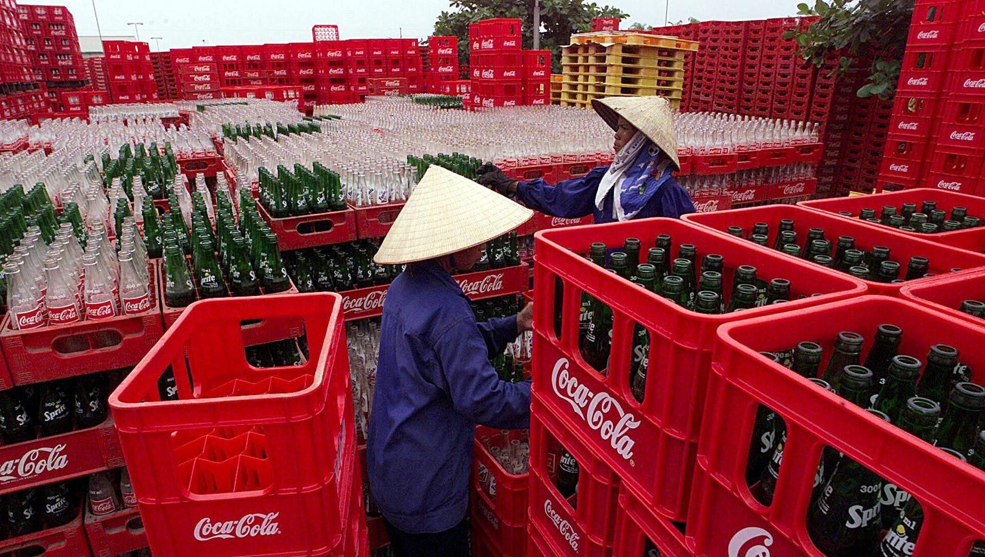 Công ty TNHH Nước Giải khát Coca-Cola Việt Nam - Sputnik Việt Nam, 1920, 05.04.2021