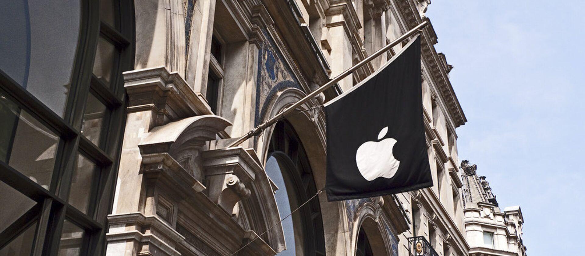 Cửa hàng Apple ở London - Sputnik Việt Nam, 1920, 06.04.2021