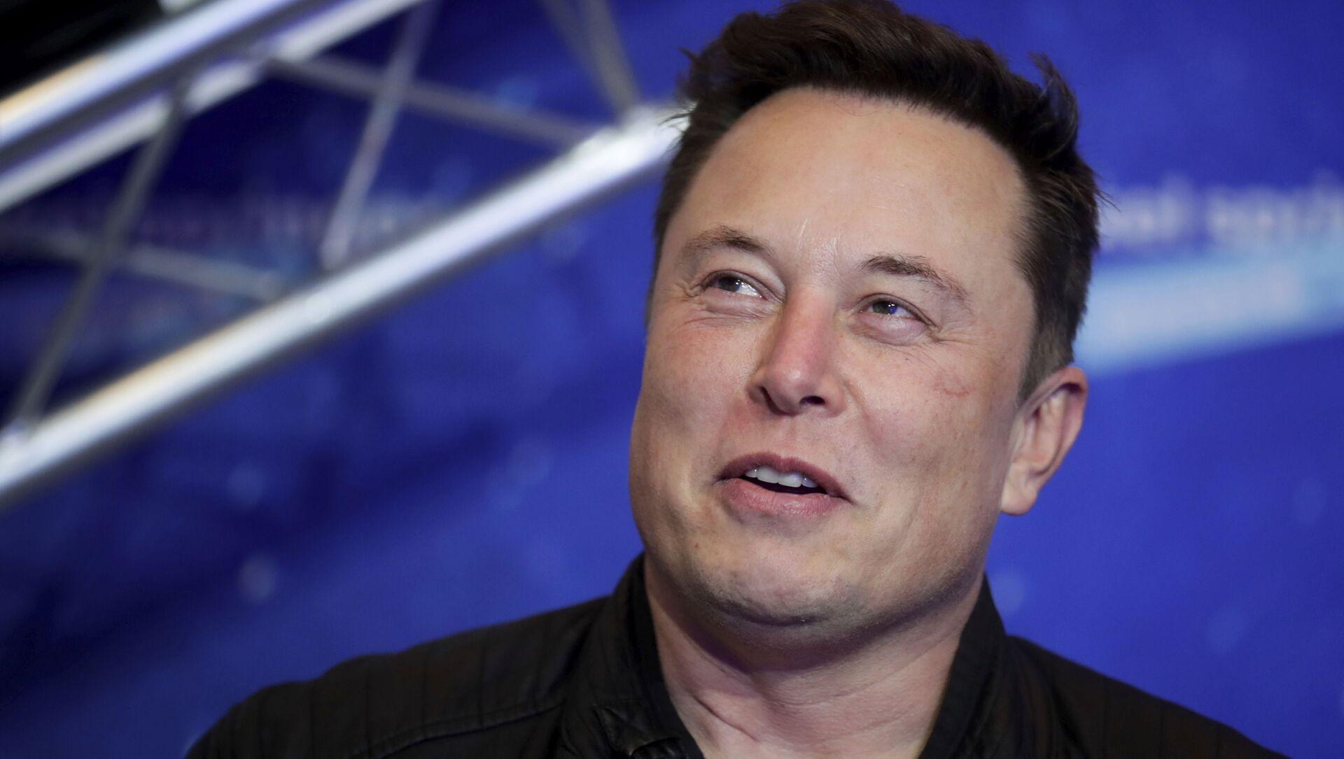 Elon Musk - Sputnik Việt Nam, 1920, 05.04.2021