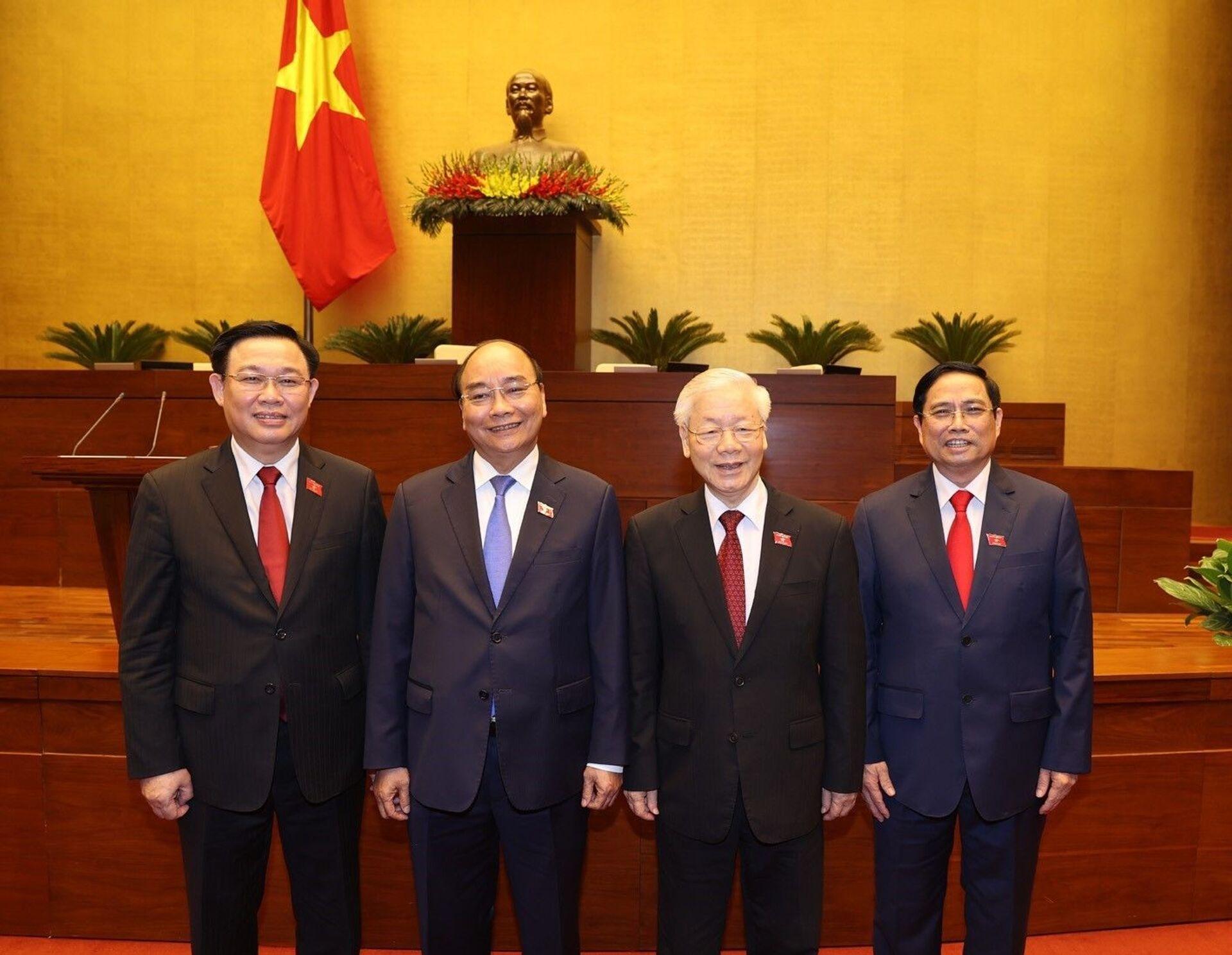 Việt Nam rút 2 người khỏi danh sách ứng cử đại biểu Quốc hội khóa XV - Sputnik Việt Nam, 1920, 21.04.2021