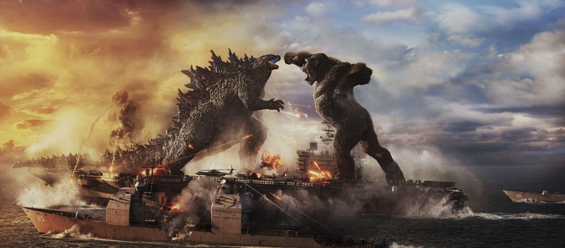 Phim Godzilla vs. Congo - Sputnik Việt Nam, 1920, 06.04.2021