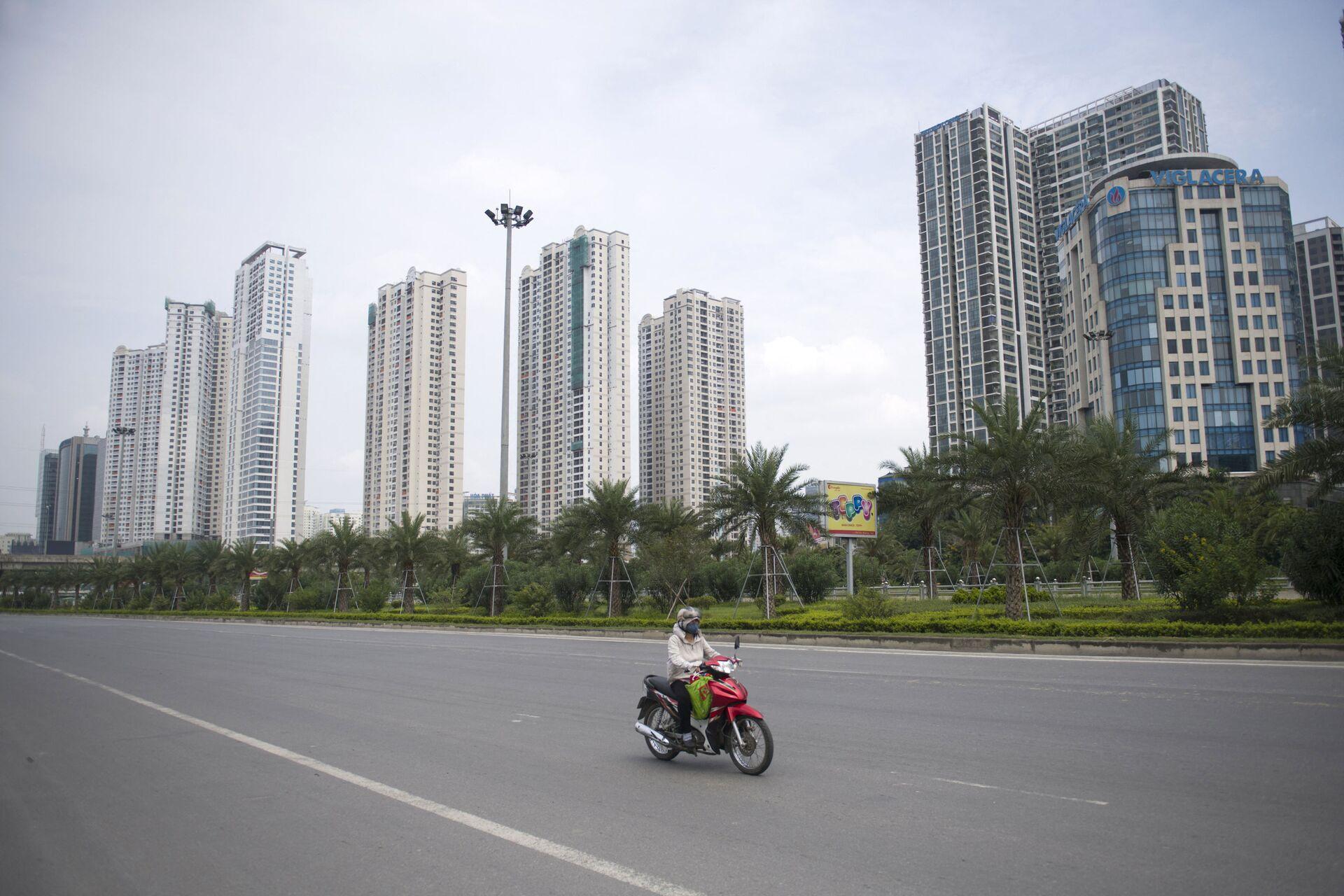 Đất ít, người đông, 'cơn sốt' giá: Bức tranh thị trường bất động sản Việt Nam - Sputnik Việt Nam, 1920, 07.04.2021
