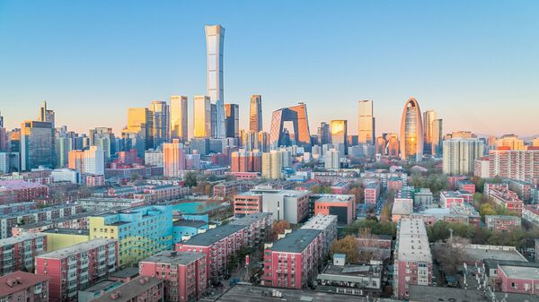 Bắc Kinh, Trung Quốc. - Sputnik Việt Nam
