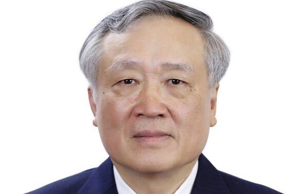 Đồng chí Nguyễn Hòa Bình, Ủy viên Bộ Chính trị, Chánh án Tòa án nhân dân tối cao. - Sputnik Việt Nam