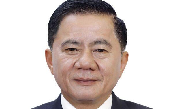 Đồng chí Trần Cẩm Tú, Ủy viên Bộ Chính trị, Chủ nhiệm Ủy ban Kiểm tra Trung ương. - Sputnik Việt Nam