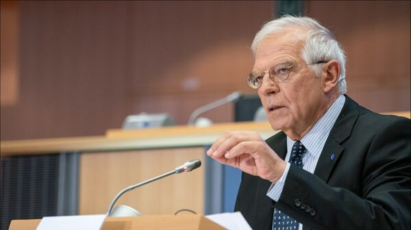 Josep Borrell - Sputnik Việt Nam