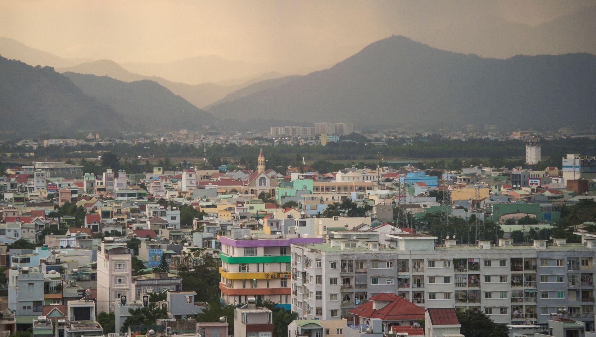 Thành phố Đà Nẵng. - Sputnik Việt Nam, 1920, 13.04.2021
