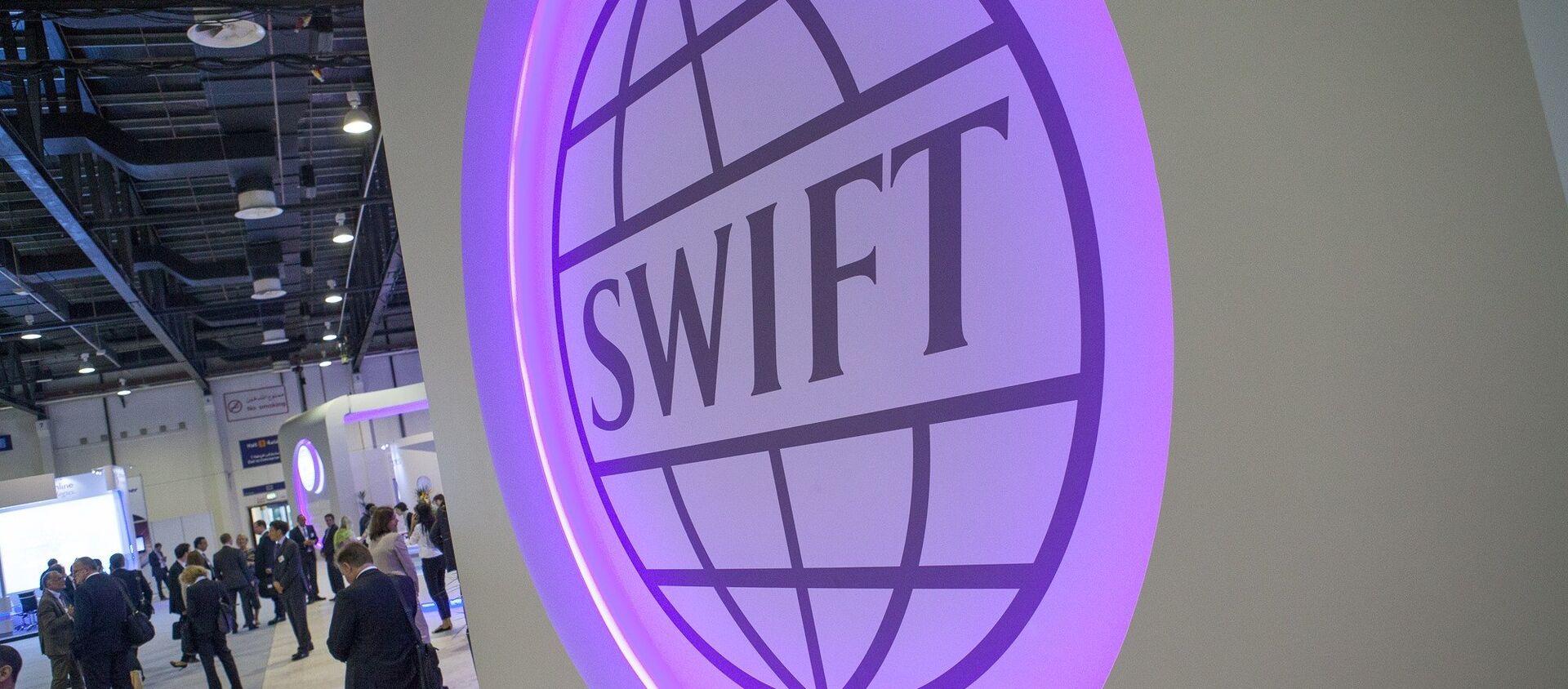 The Society for Worldwide Interbank Financial Telecommunication (SWIFT) - Sputnik Việt Nam, 1920, 15.04.2021
