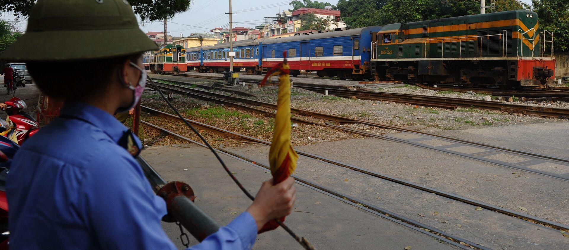 Đường sắt Việt Nam - Sputnik Việt Nam, 1920, 15.04.2021