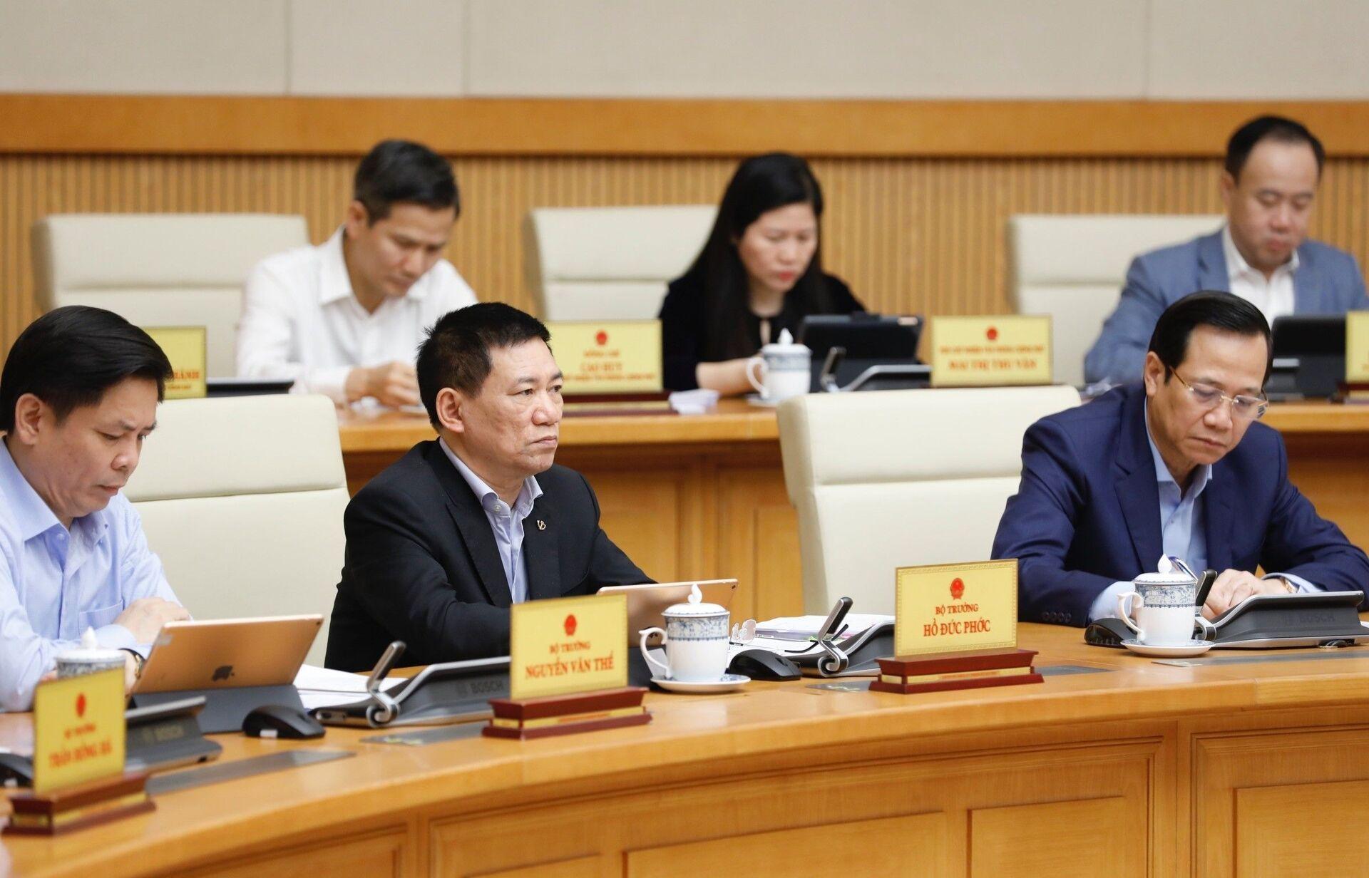 Thủ tướng nói gì trong phiên họp đầu tiên của Chính phủ mới? - Sputnik Việt Nam, 1920, 15.04.2021