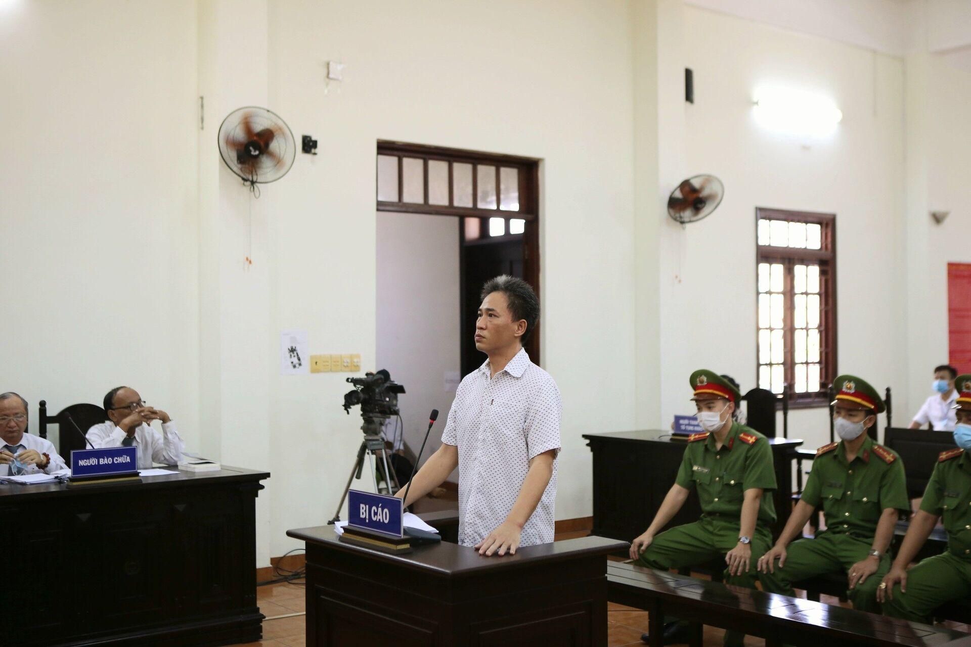 Xúc phạm các nguyên lãnh đạo Trần Đại Quang, Nguyễn Tấn Dũng, Quách Duy ngồi tù - Sputnik Việt Nam, 1920, 15.04.2021