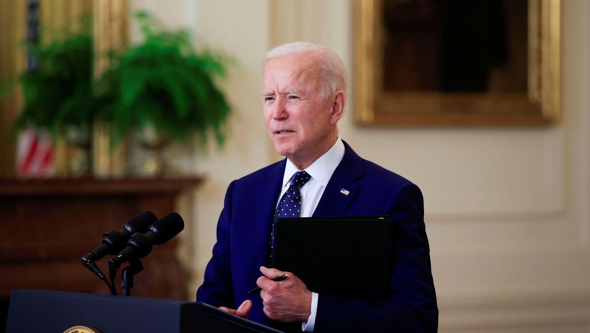 Joe Biden - Sputnik Việt Nam, 1920, 15.06.2021