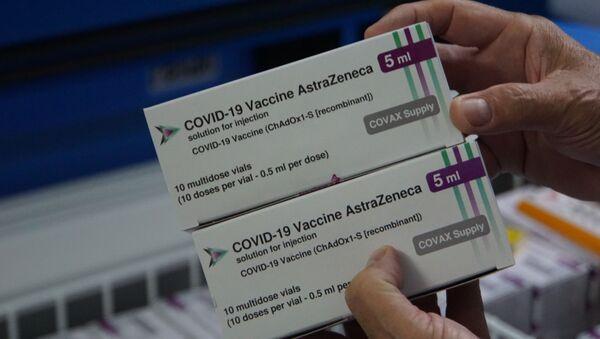 CDC Cần Thơ tiếp nhận vaccine. - Sputnik Việt Nam