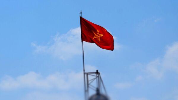Cờ Việt Nam - Sputnik Việt Nam