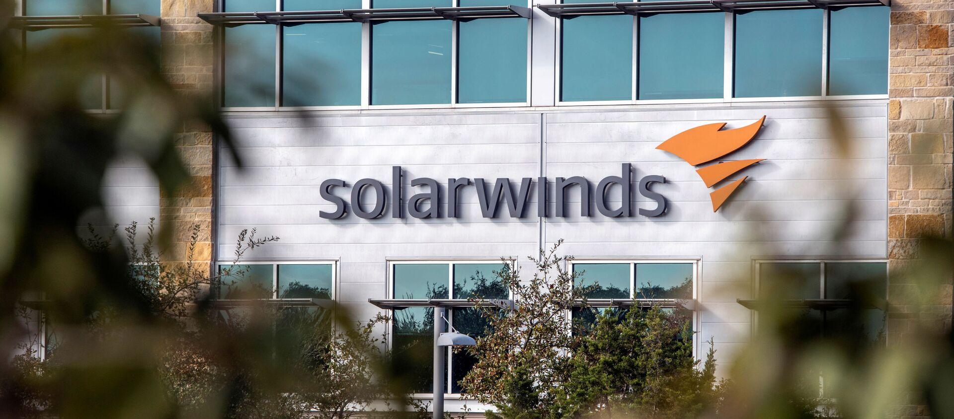 SolarWinds - Sputnik Việt Nam, 1920, 18.04.2021