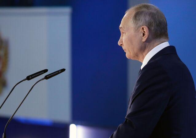 Thông điệp của Tổng thống Vladimir Putin gửi Quốc hội Liên bang