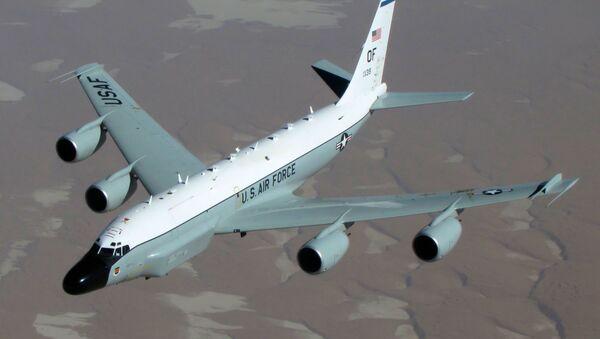 Máy bay trinh sát điện tử RC-135W Không quân Hoa Kỳ - Sputnik Việt Nam
