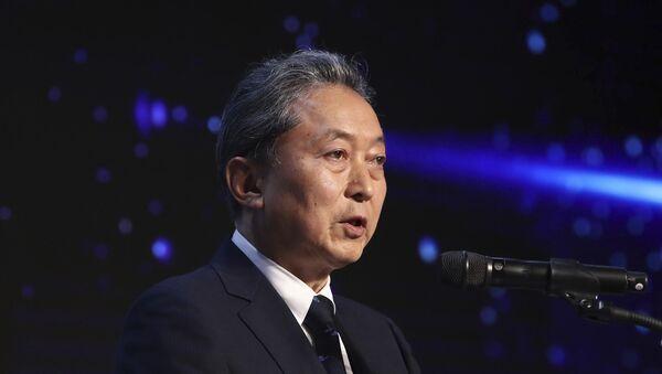 Cựu thủ tướng Nhật Bản Yukio Hatoyama - Sputnik Việt Nam