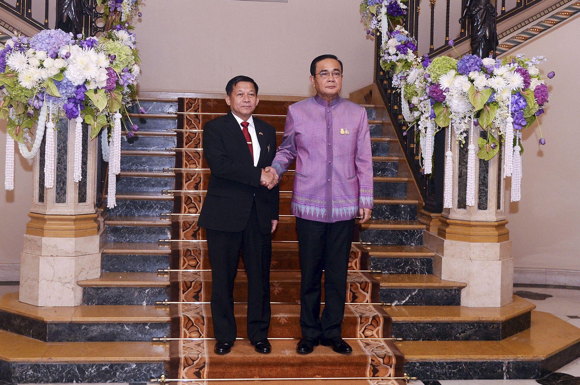 Hội nghị thượng đỉnh ASEAN về Myanmar: Cơ hội giải pháp hay thách thức cho Hiệp hội? - Sputnik Việt Nam, 1920, 22.04.2021
